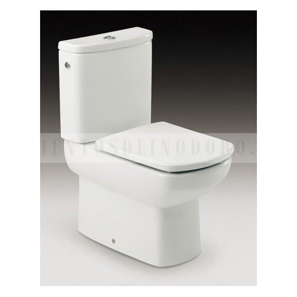 Asientos wc tapas inodoro w ter bid dama senso roca - Roca dama senso ...