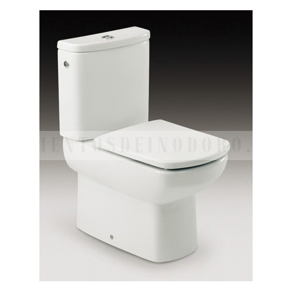 Asientos wc tapas inodoro w ter bid dama senso roca for Roca dama senso precio