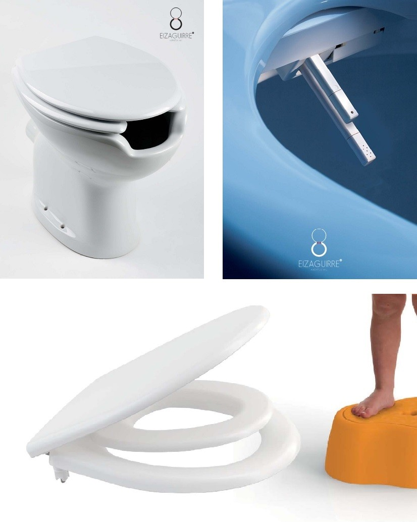 Asiento WC movilidad, multifunción e infantiles